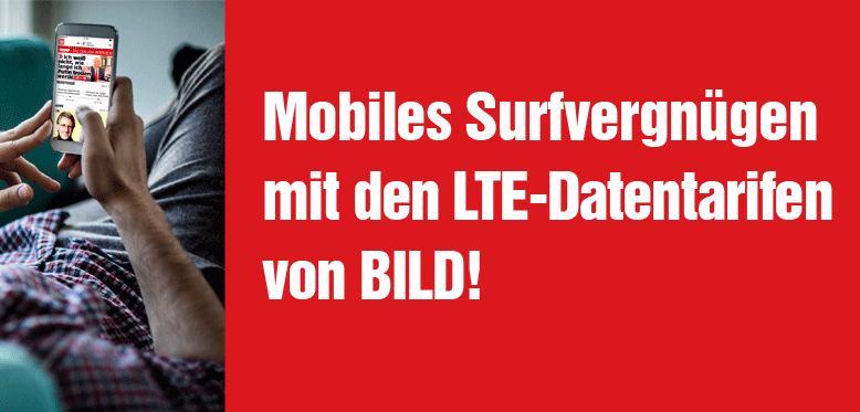 LTE-Datentarife