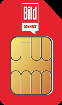BILDconnect LTE Prepaid 9 Cent + Data M - 6,95 EUR monatlich (Laufzeit: 1 Tag)
