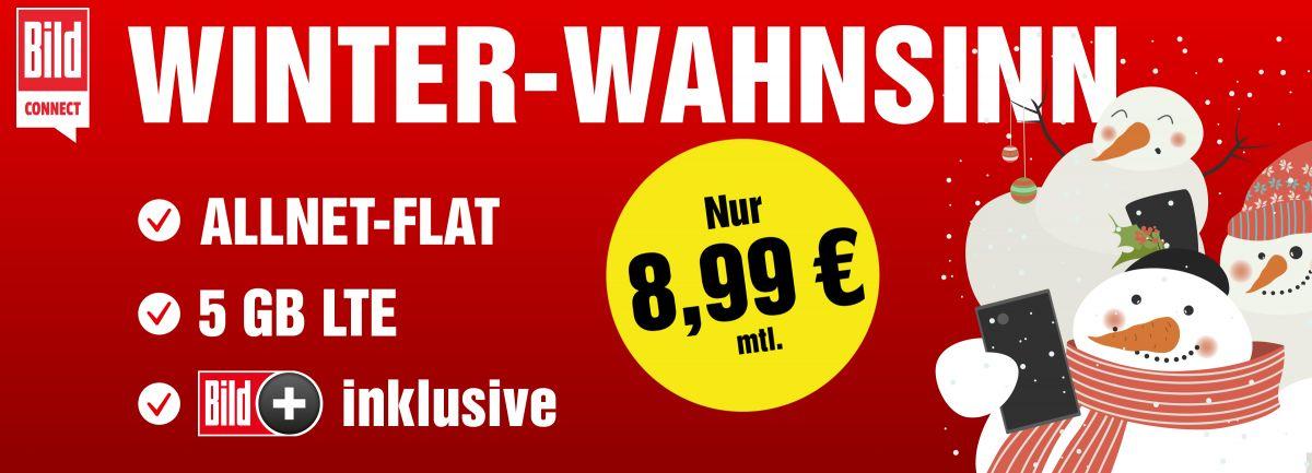Winter-Wahnsinn