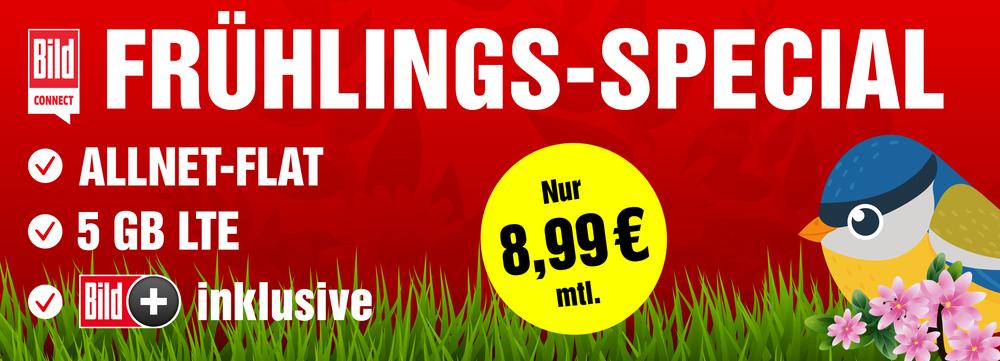 Frühlings-Special