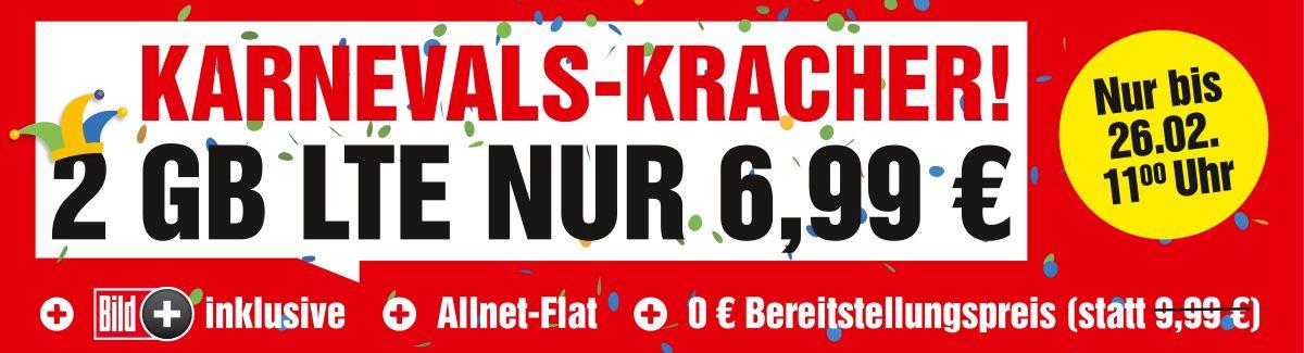 Karnevals-Kracher